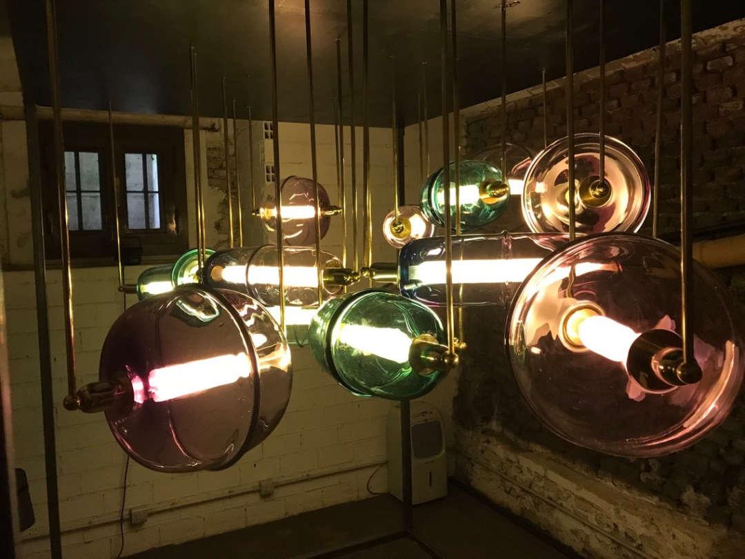 Výroba designových svítidel